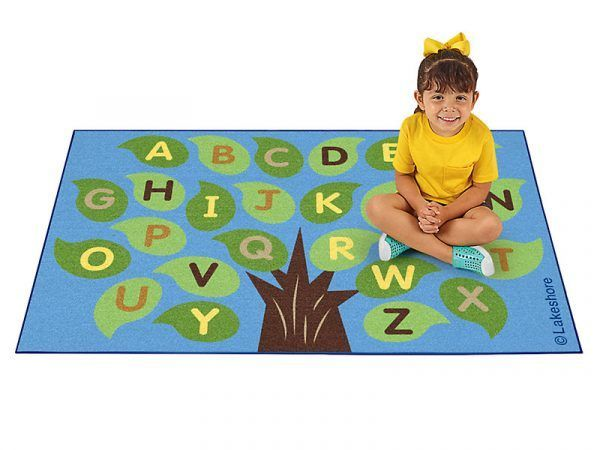 Alphabet Nature Carpet