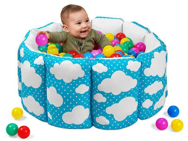 Soft & Safe Cozy Ball Pit