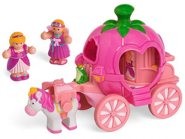 Princess Carriage Playset