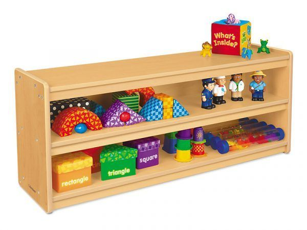 Heavy-Duty Toddler Store Anything Shelves