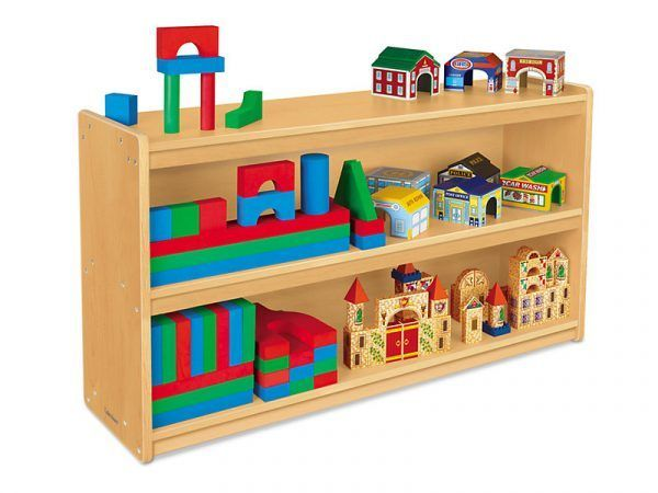 Heavy-Duty Medium Store Anything Shelves