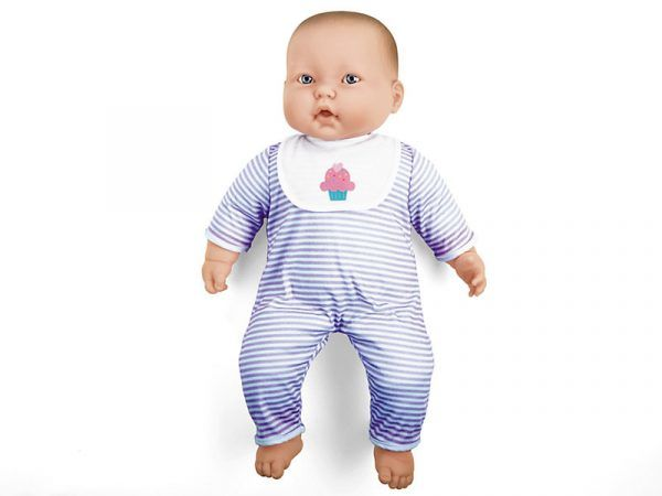 Big Huggable & Washable Caucasian Baby Doll