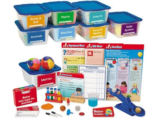 Learning Science Activity Tubs– Gr.1-3