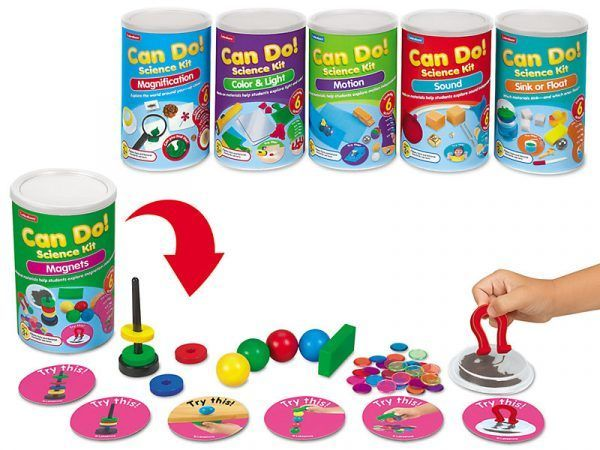 Can Do! Science Discovery Kits Complete Set