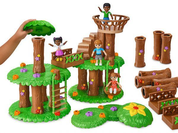Build & Play Treehouse