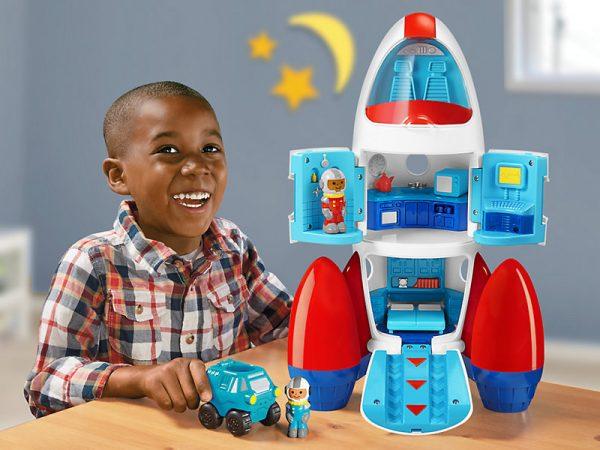 Play& Explore Rocket