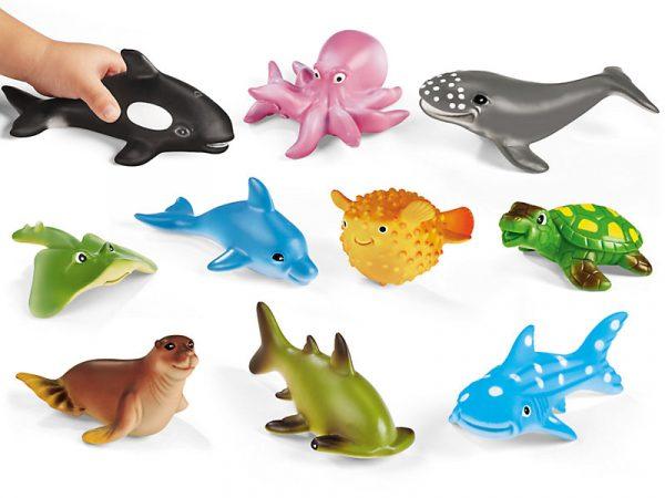 Soft& Squeezy Ocean Animals