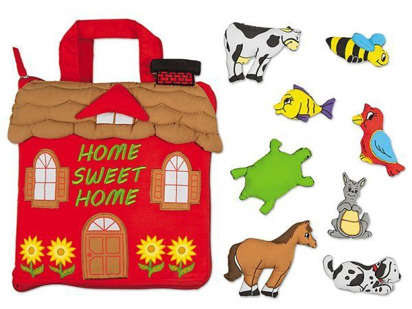 Home Sweet Home– Washable Book